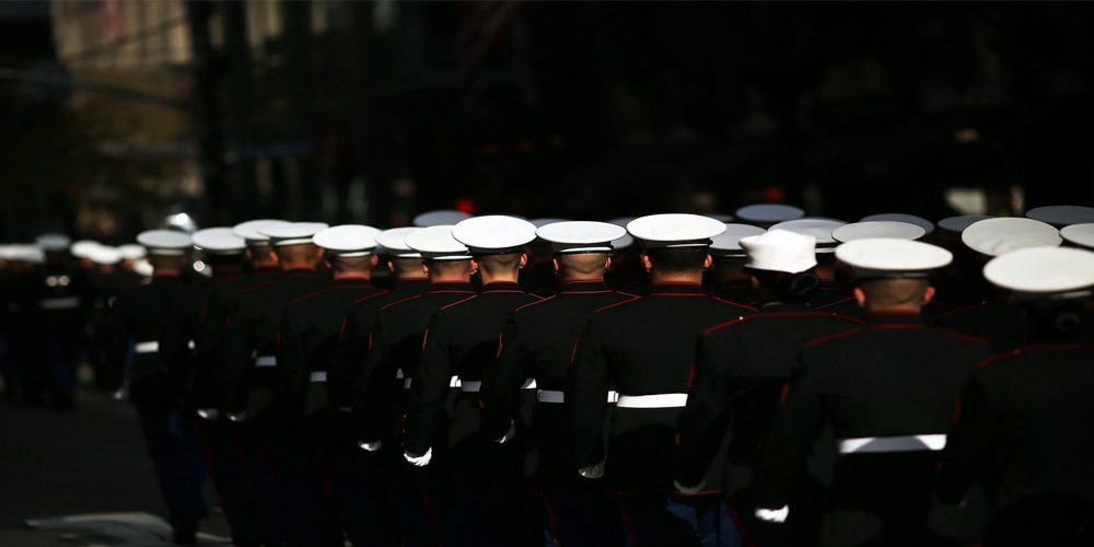 Marines Move to Tackle Racial Extremists in the Corps