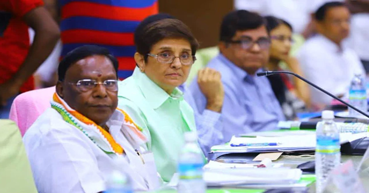 Kiran Bedi's Sudden Removal As Puducherry Lieutenant Governor, Explained