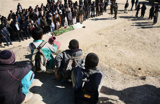 Rights group: Afghan government fails to protect children