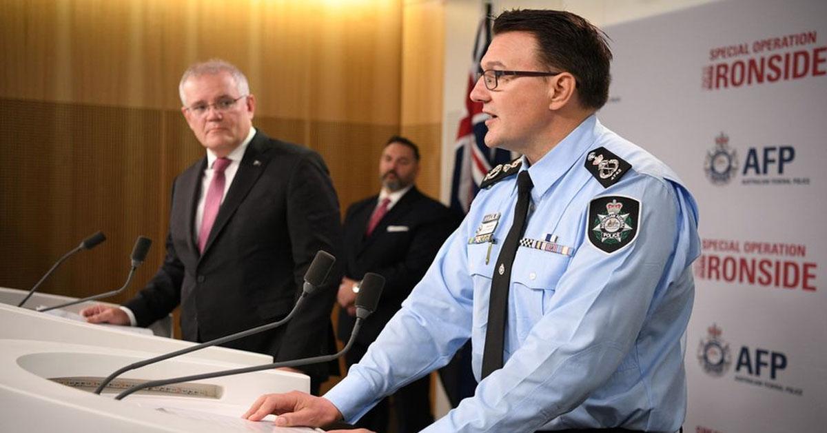 ANOM: Hundreds arrested in massive global crime sting