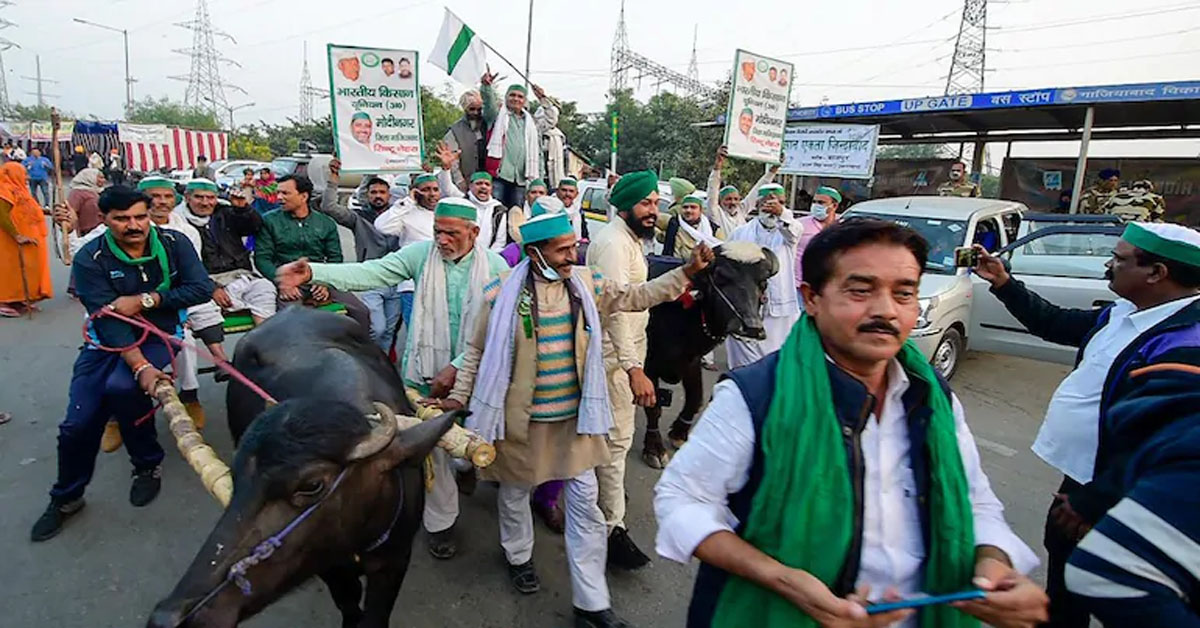 Farmers Protest: Transporters to stage 'chakka jam' to block roads; Satyendar Jain to visit Delhi border