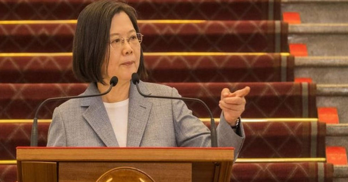 China-Taiwan tensions: We will not bow to Beijing pressure, says leader