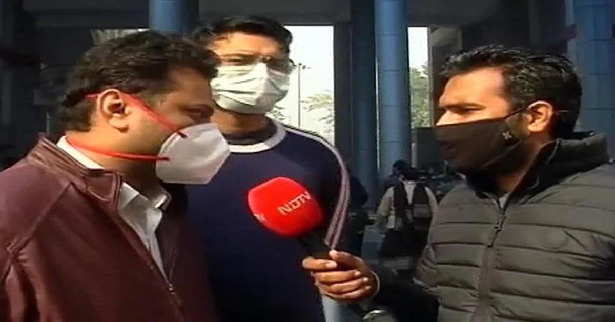"""Will Prefer Covishield Over Covaxin"": Delhi Hospital Doctors Concerned"