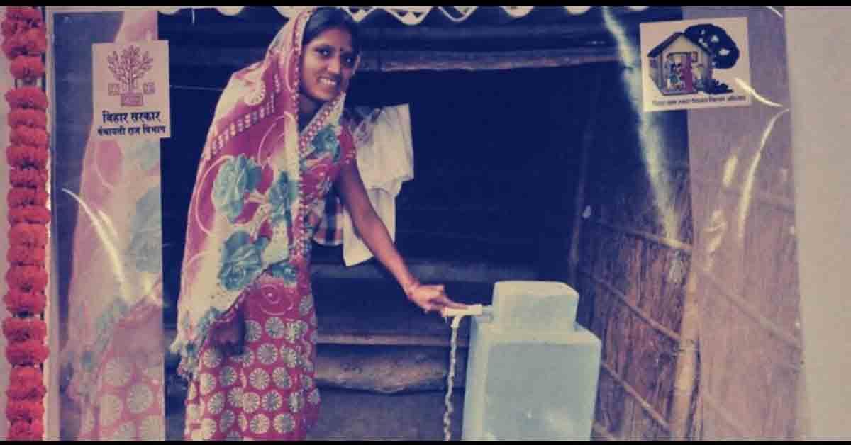 Bihar's flagship scheme gave tap water to poor