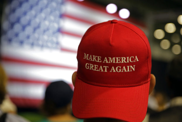 Trump supporters unfazed by reversal on self-funding