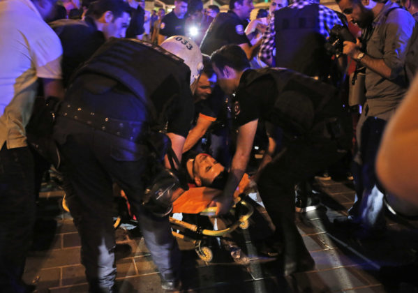 After nightlong battle, Turkey's coup is declared foiled by PM