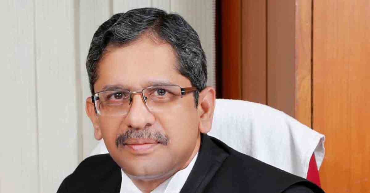 'Justice system colonial, time for Indianisation,' says CJI Ramana