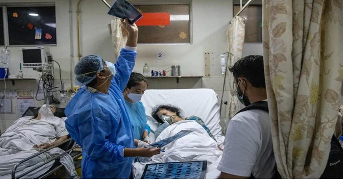 No Oxygen Deaths? Opposition Takes On Centre