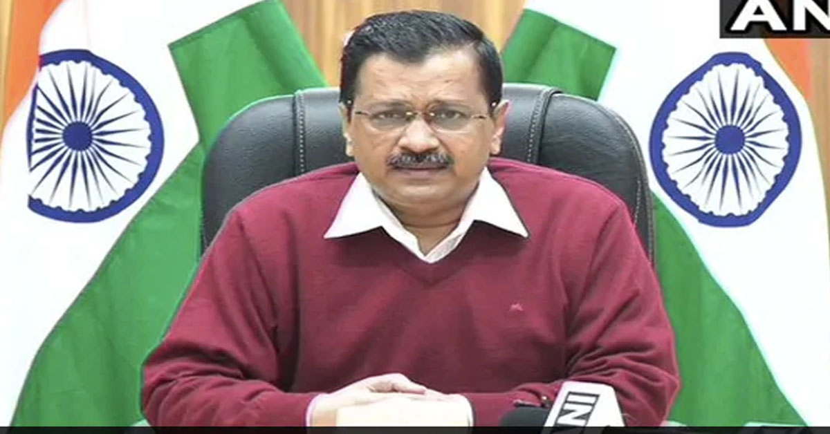 """""""Nation Behind Farmers, How Many Will You Raid?"""" Arvind Kejriwal Asks Centre"""