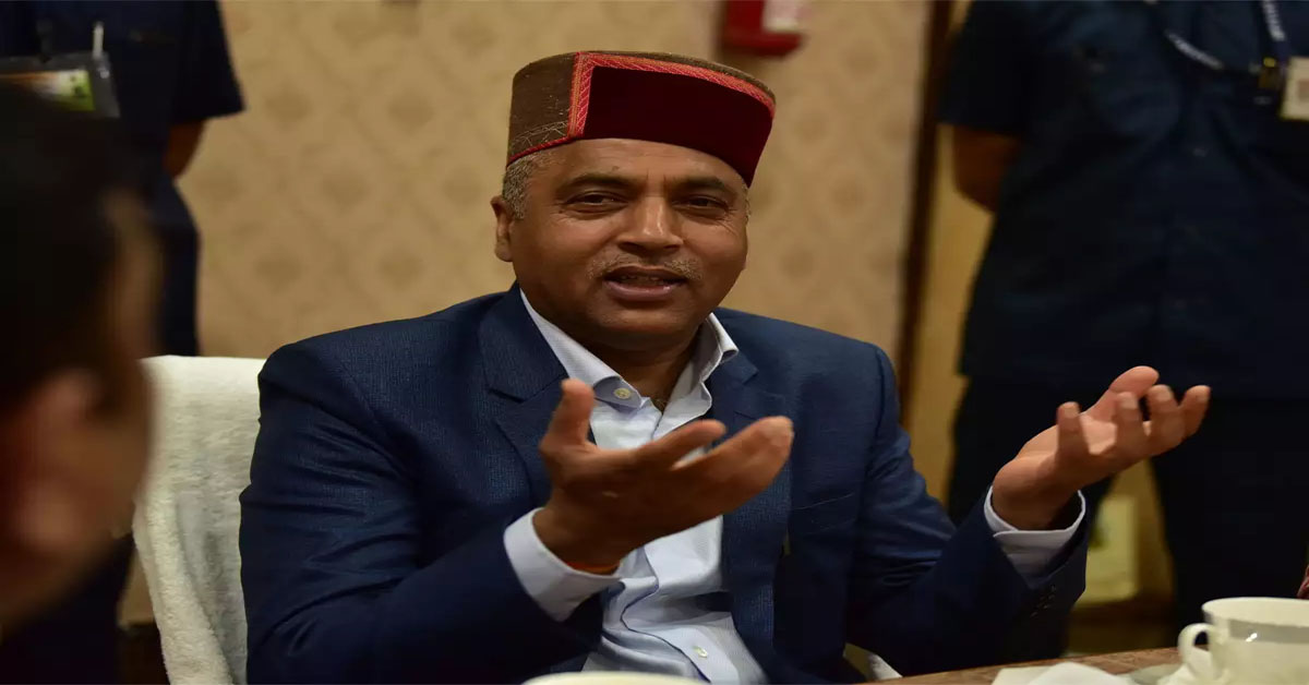 Himachal CM allocates portfolios to newly sworn-in ministers