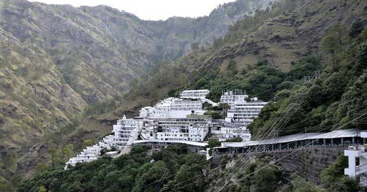 Devotees start thronging Vaishno Devi Shrine as authorities reopen religious places in J-K