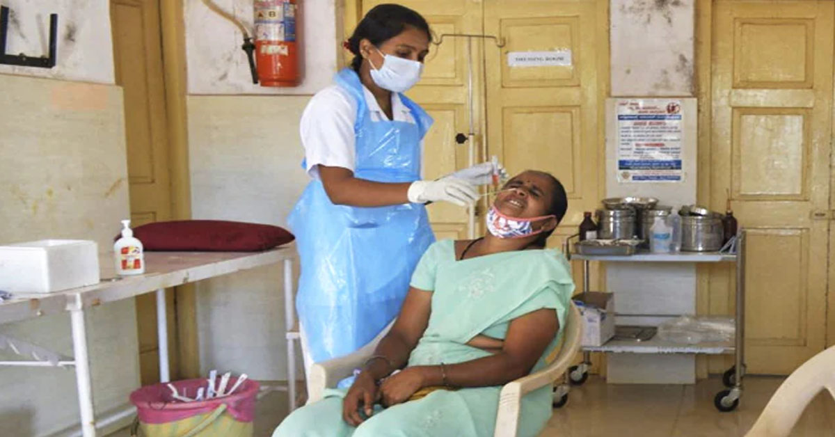 India Reports 41,506 New Coronavirus Cases In Last 24 Hours, 895 Deaths