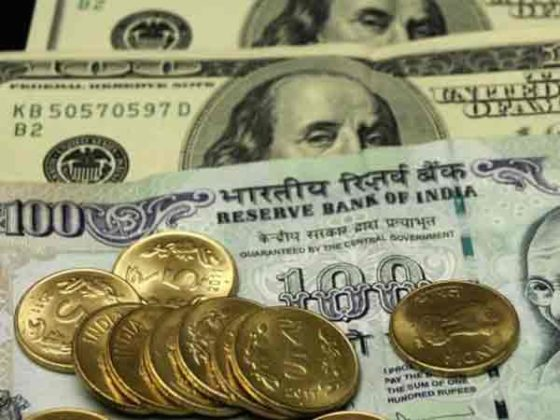 Rupee eases 3 paise against dollar to 67.16