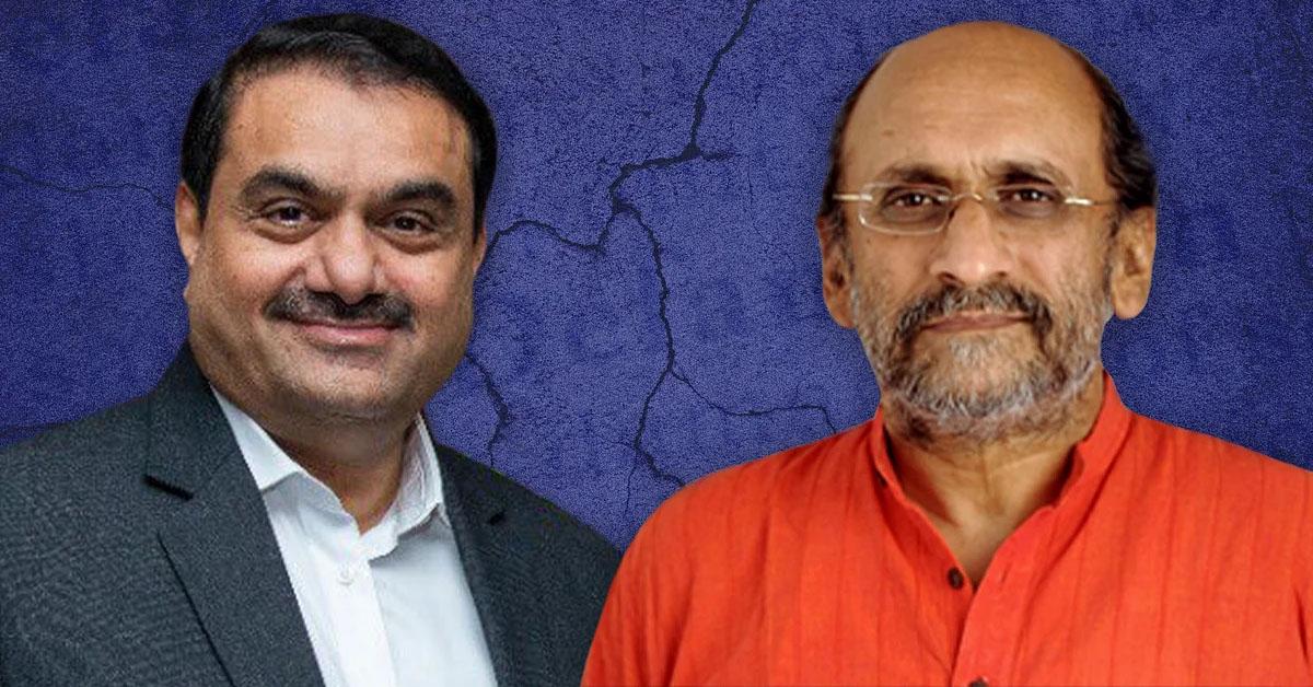 Paranjoy Guha Thakurta, accused of defaming Adani, is facing arrest. Why?