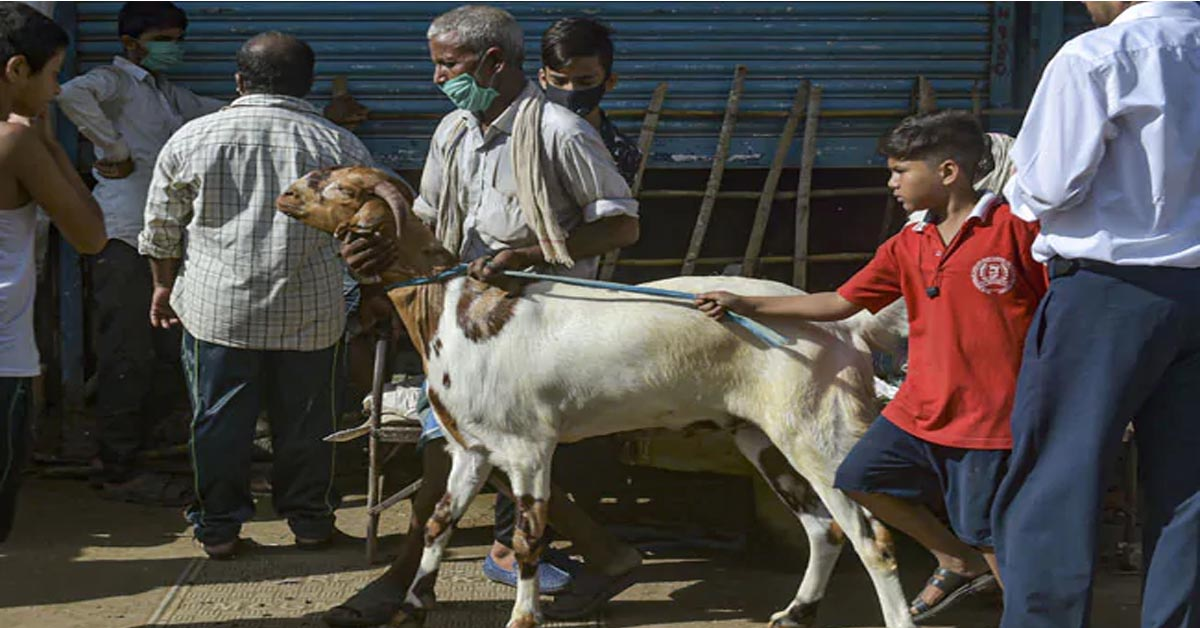 """""""Alarming State Of Affairs"""": Supreme Court Scolds Kerala Over Bakrid Move"""