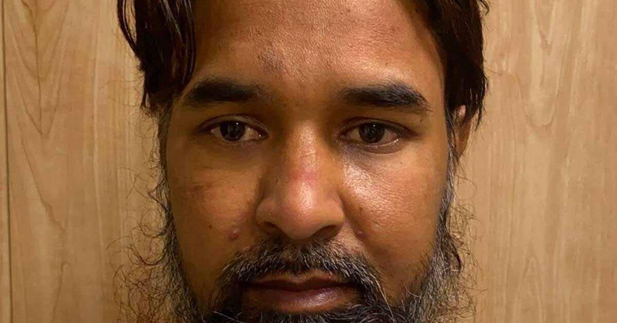 Pakistan-based terrorist arrested by Delhi Police