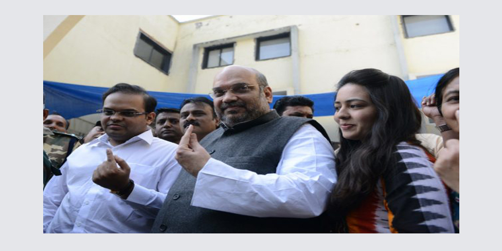 Amit Shah Omits Liability That Secured Credit For Son's Business In Electoral Affidavit; Dramatic Increase In Credit Facilities To Son's Firm In Last Year