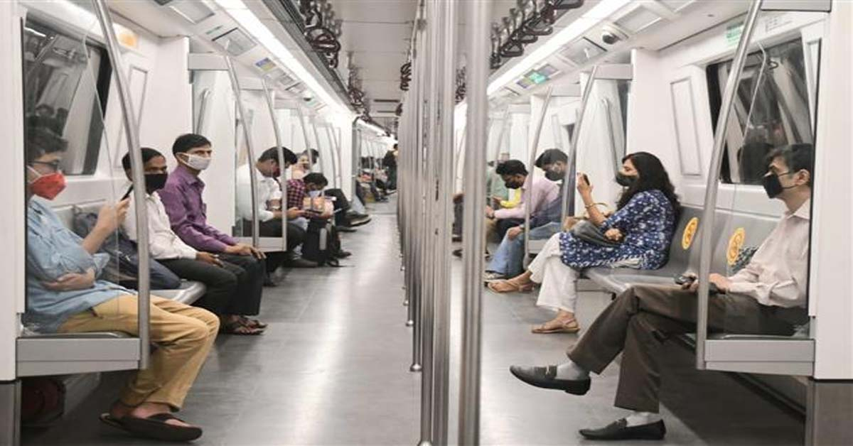 Delhi Metro resumes services with strict safety measures