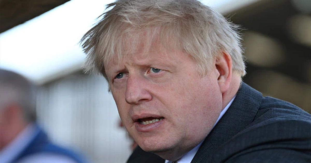 British PM To Self-Isolate When Not Working As Minister Tests Covid+ve