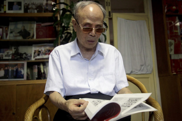 Ouster of liberal Chinese magazine publisher marks era's end
