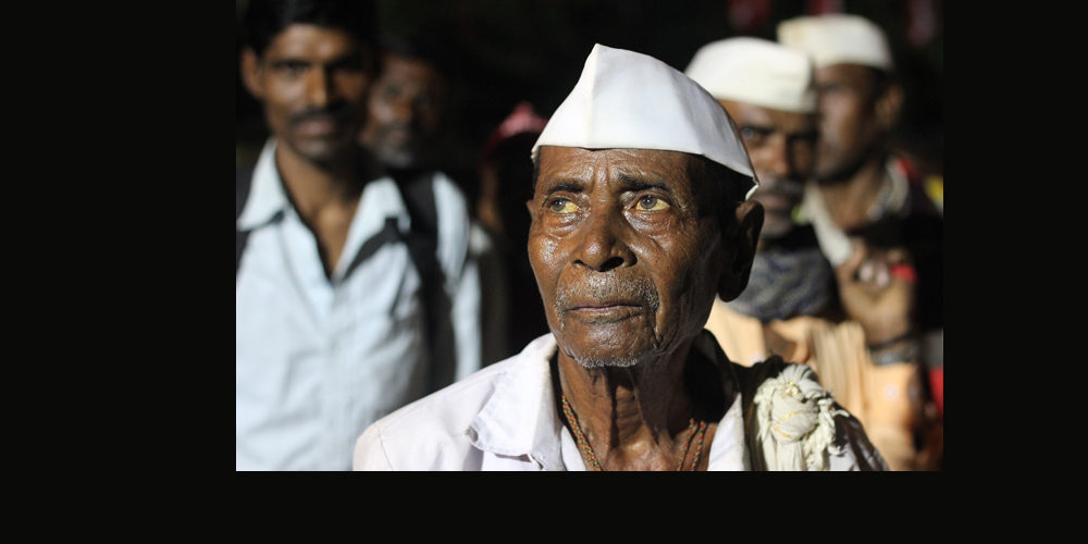 What The Protesters At The Kisan-Mazdoor Sangharsh Rally Want To Tell The Modi Government