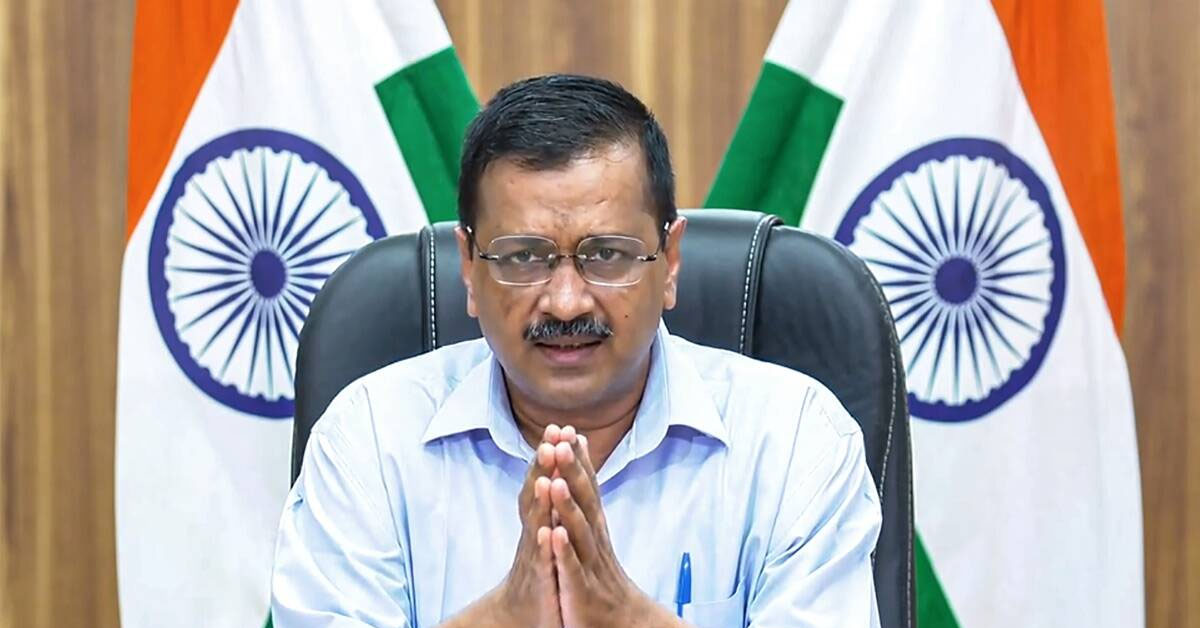 'If pizza can be delivered, why not ration?': Kejriwal asks PM to allow doorstep delivery of foodgrains