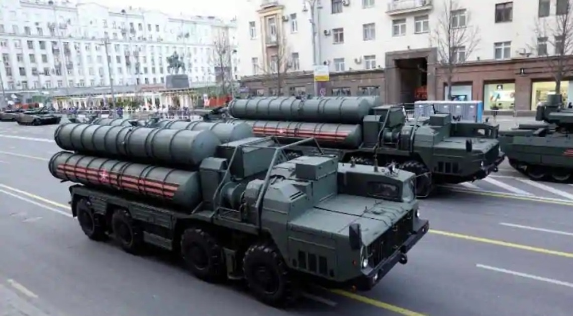 India's S-400 Missile Deal With Russia May Trigger US Sanctions: Report