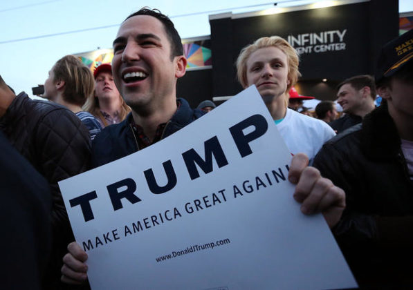 More Washington than celebrity in Trump convention lineup