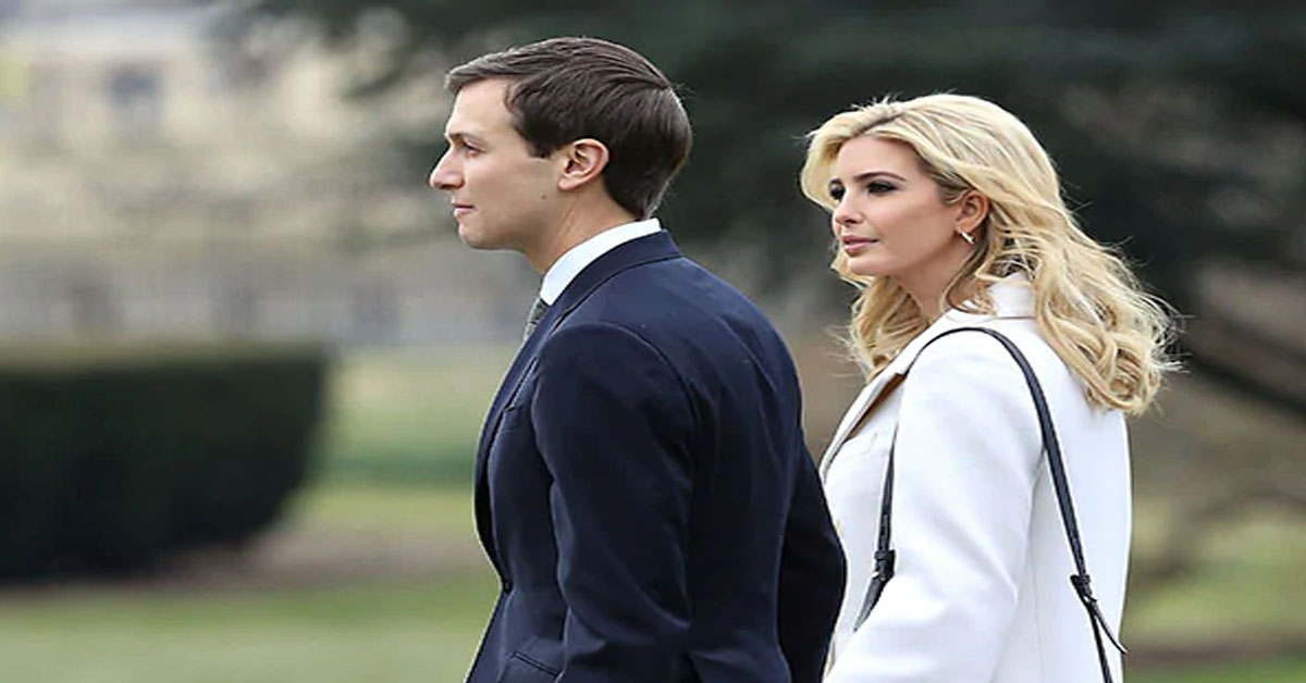 $100,000 For Toilet As Ivanka Trump Wouldn't Let Secret Service Use Hers