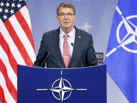 Carter: US will use Iraq city as base to retake Mosul