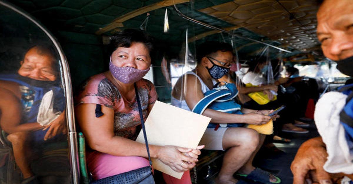 Philippines reports spike in coronavirus cases