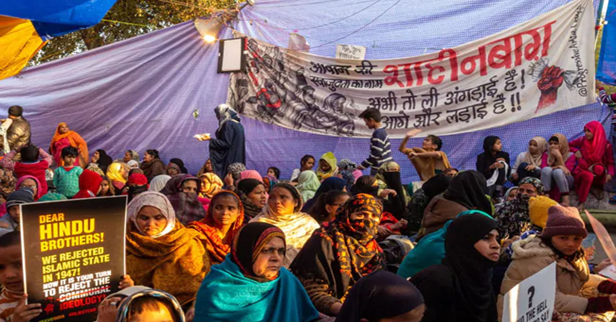 Occupying Public Places Like Shaheen Bagh Not Acceptable: Supreme Court