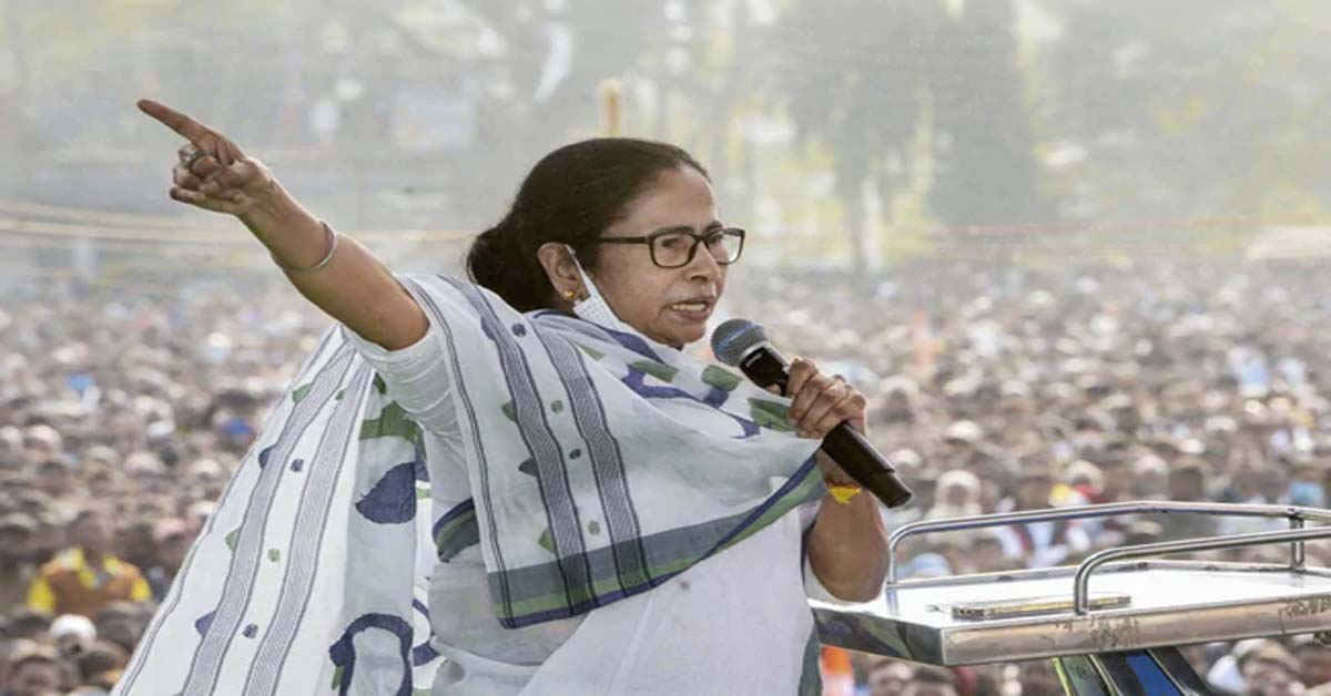 "Mamata Banerjee Fumes At Centre's Order On IPS Officers ""Before Election"""