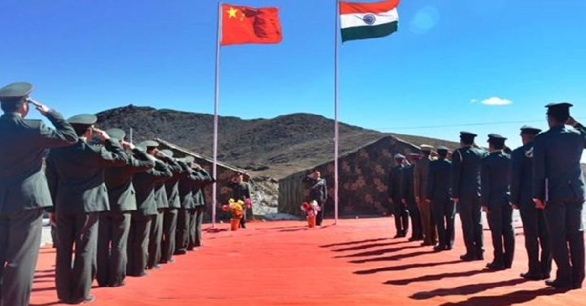 Military commanders of India and China hold fifth round of talks