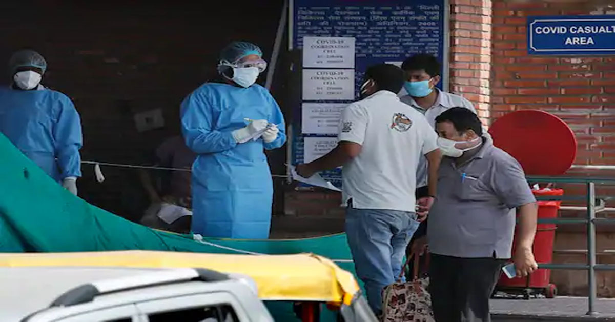 India's COVID-19 cases jump from 2 lakh to 3 lakh in 10 days