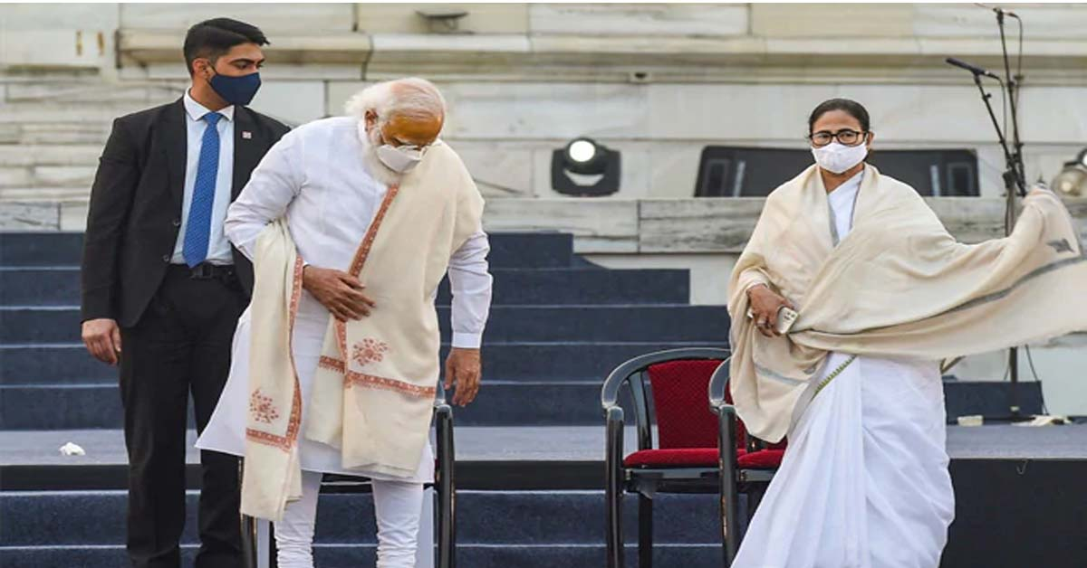 Tried To Capture Bengal, Nearly Destroyed India: Mamata Banerjee On Modi Government