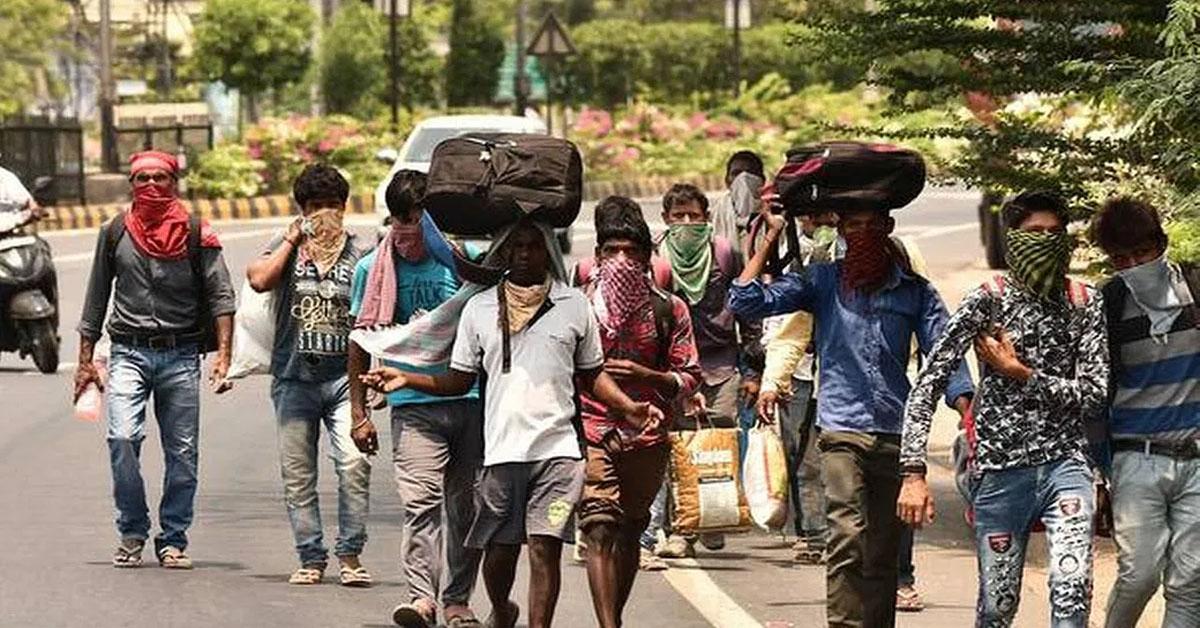 Bihar govt closes migrants' registration for quarantine