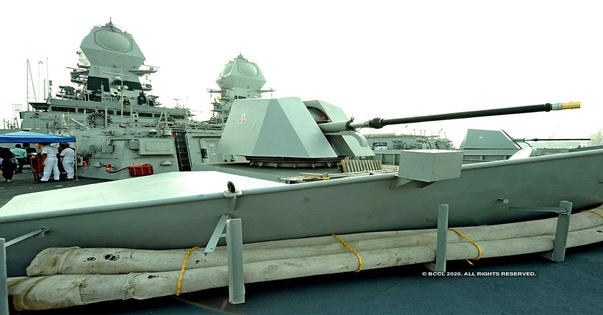 CBI books 4 Navy officers for generating fake bills