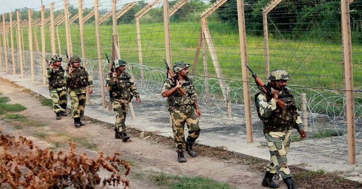 BSF arrested Indian national attempting to cross LOC to meet his Girlfriend