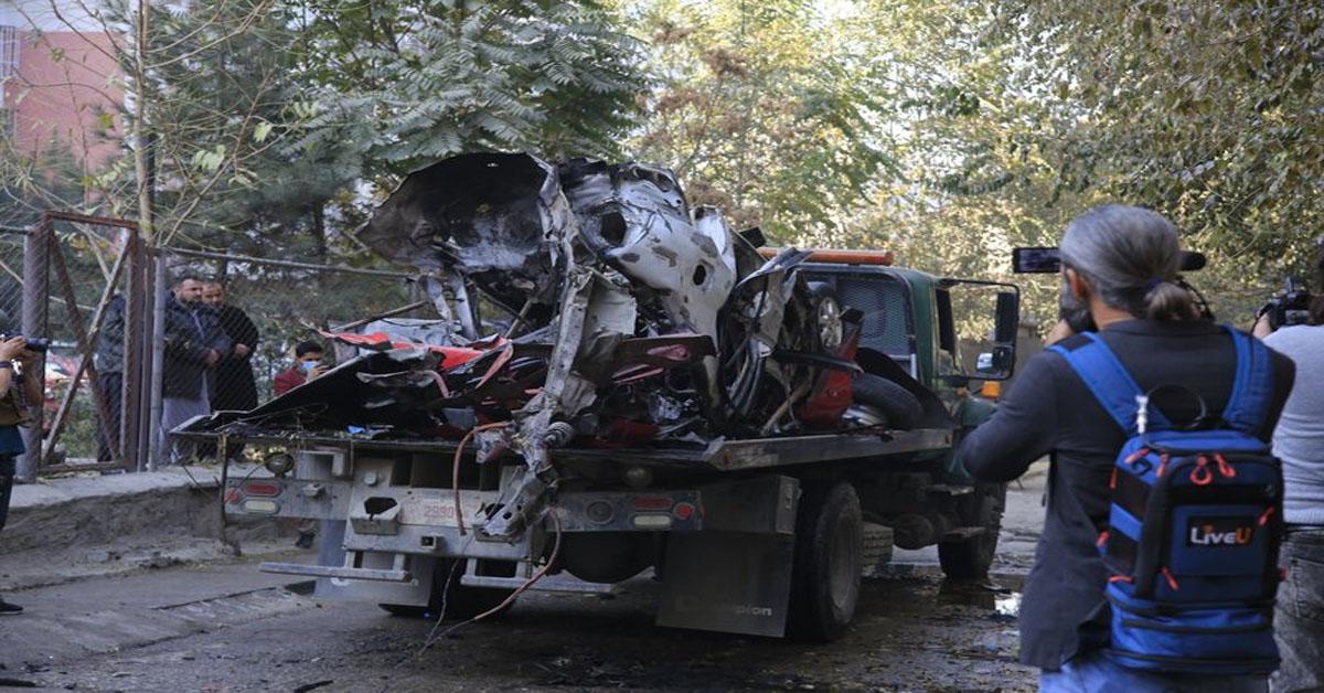 Former Afghan TV Presenter Killed In Bomb Explosion In Kabul: Police