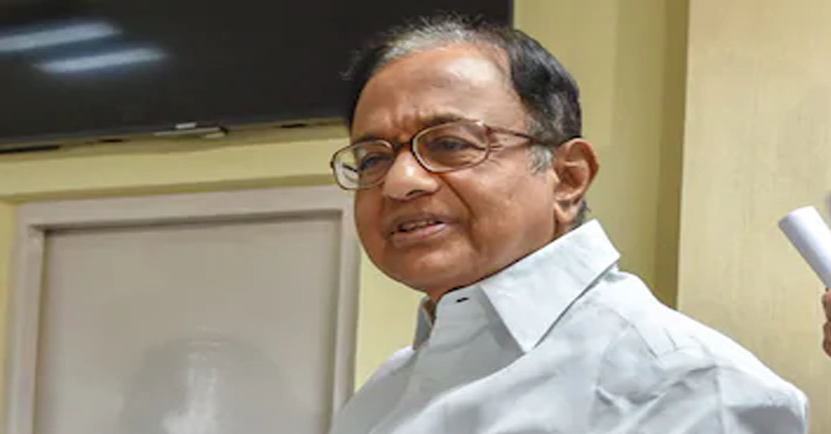 """""""Proud Andolanjeevi"""": P Chidambaram, Others Give PM Jibe Life Of Its Own"""