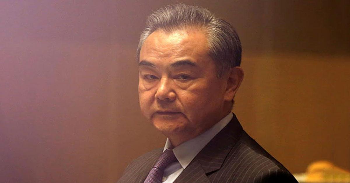 Taliban Delegation Visits China; Meets Foreign Minister Wang Yi