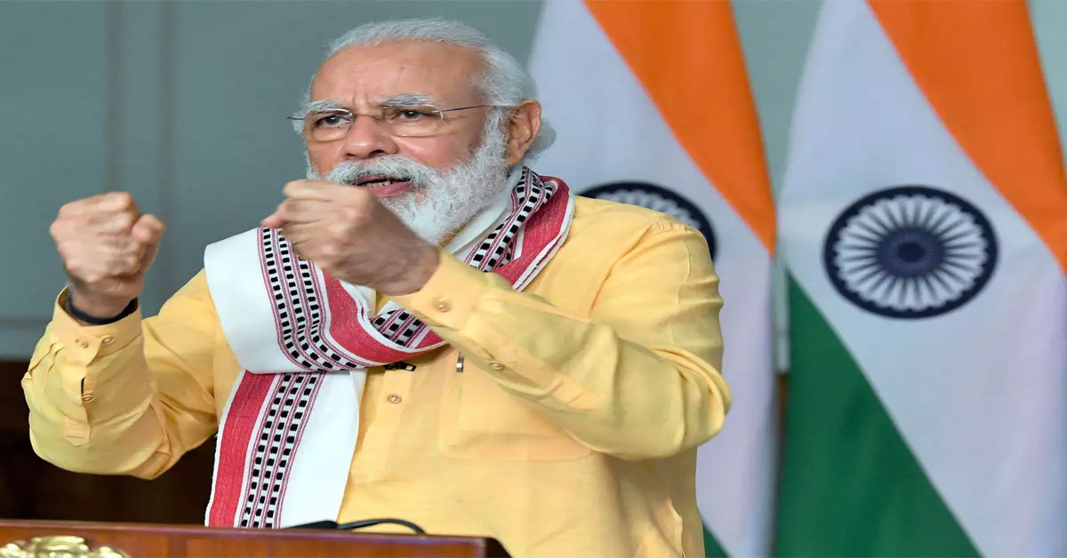 PM recalls valour of soldiers in Kargil