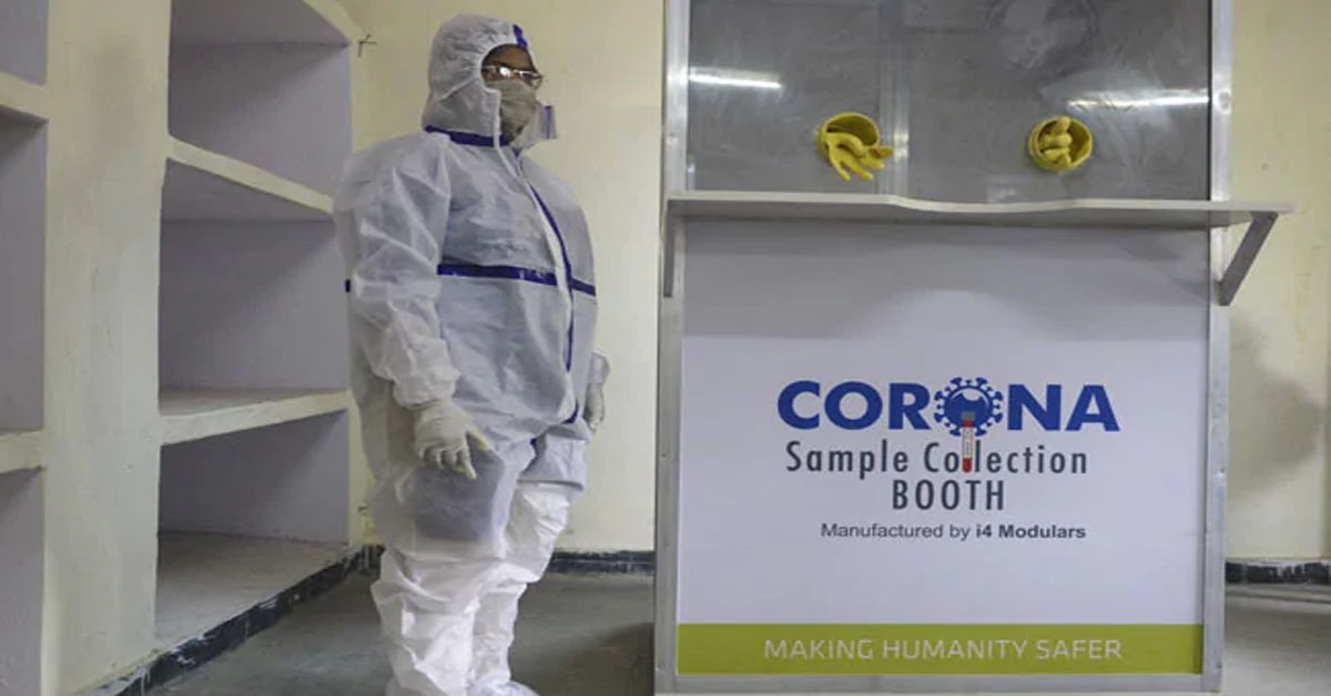 India Records 44,376 New Covid Cases In A Day, Total Cases At 92.2 Lakh