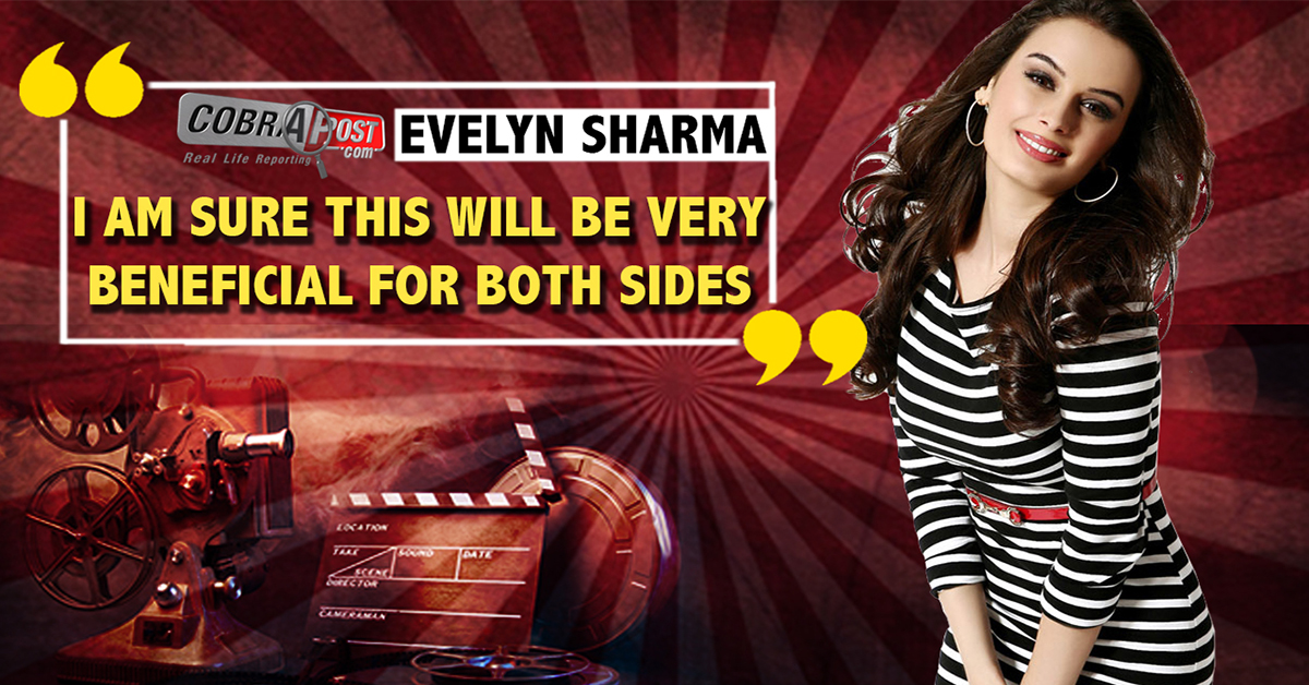 Evelyn Sharma, German Model-turned-Bollywood Actor