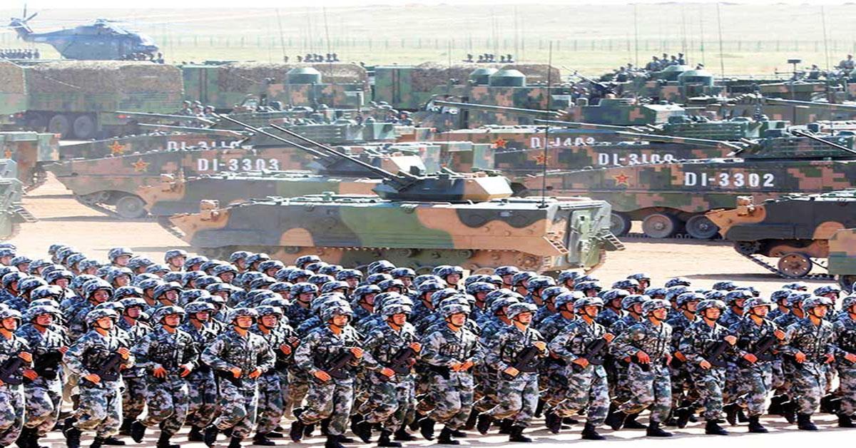 US accuses China of 'aggression' at India border
