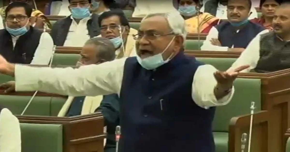"""...Because He's My Friend's Son"": Furious Nitish Kumar On Tejashwi Yadav"