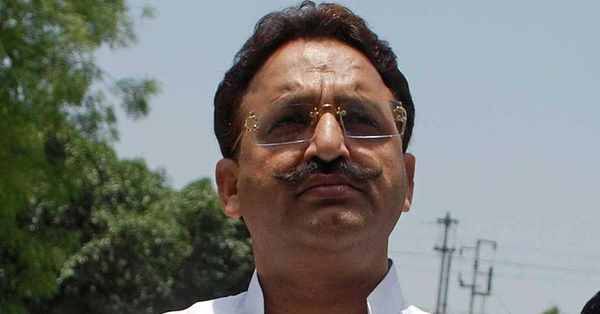 Gangster-Turned-MLA Mukhtar Ansari Brought Back To UP Jail From Punjab