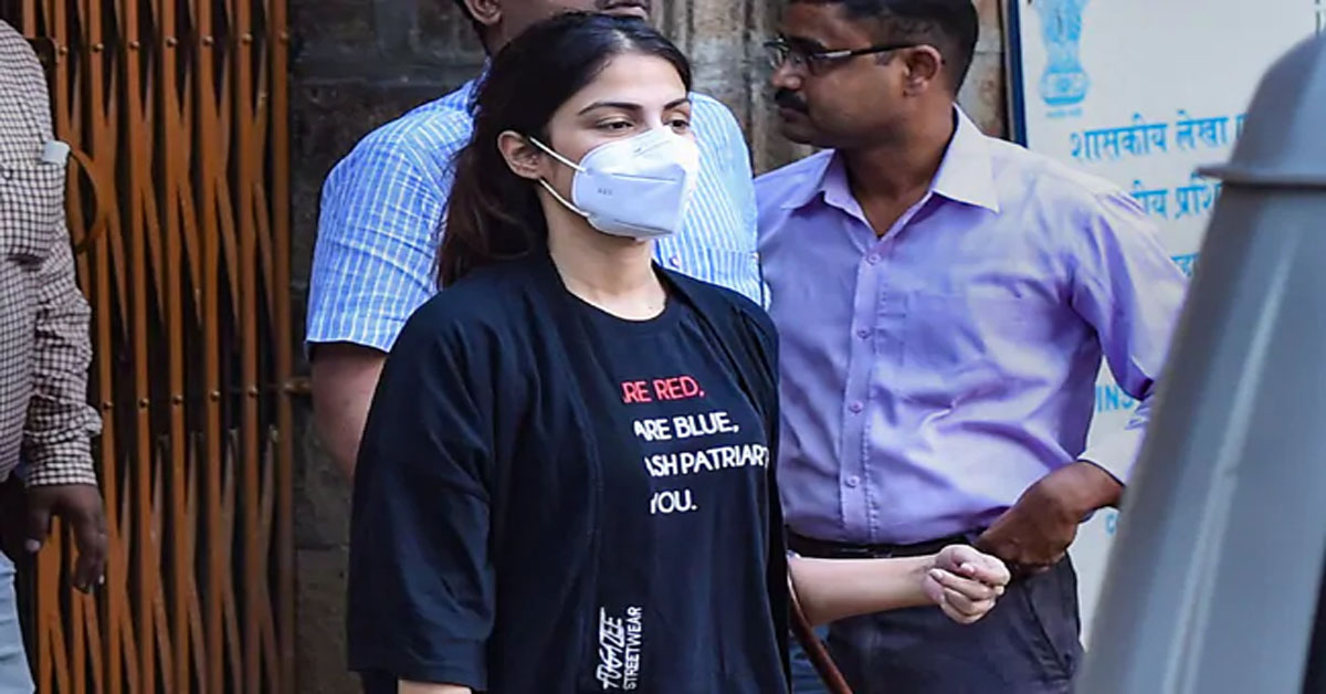 What Mumbai Court Said On Rhea Chakraborty While Denying Bail In Drugs Case