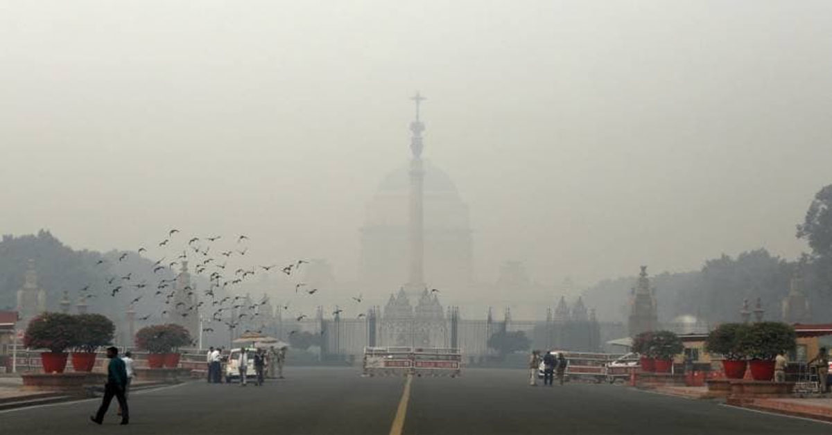 Delhi's air quality 'very poor', stubble burning contribution may increase